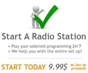 How to make money with an internet radio station xm