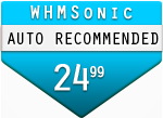 WHMsonic recommended