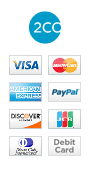 2Checkout.com is a worldwide leader in online payment services