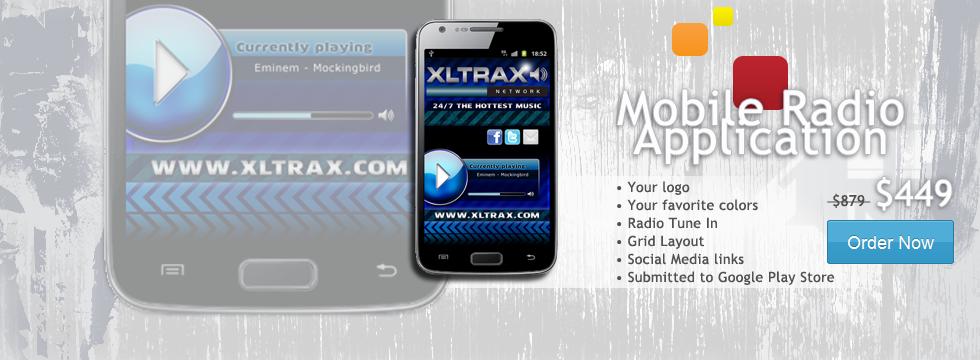 Mobile Radio Application
