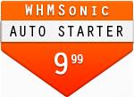 WHMsonic starter