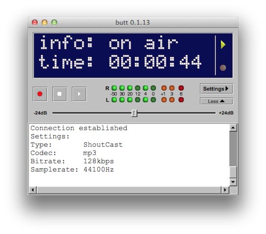 internet radio software