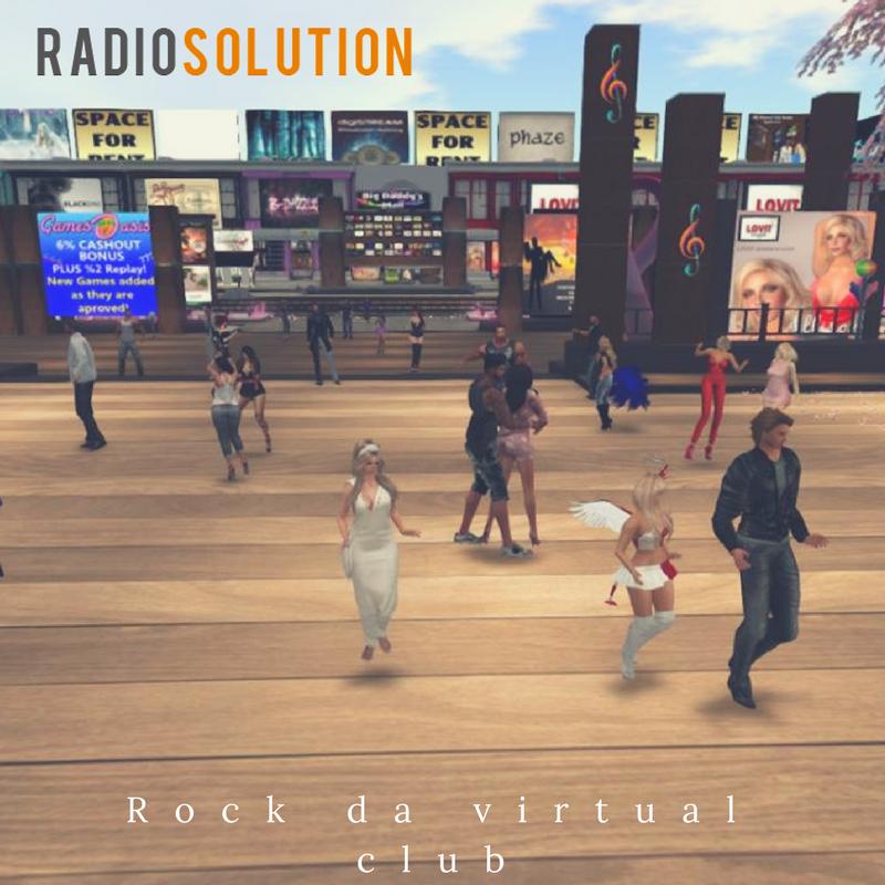 Second Life SHOUTcast Server - Radiosolution